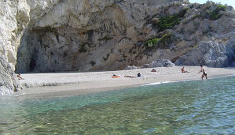Spiaggia provincia Savona, Spiaggia Varigotti, spiaggia Bergeggi ...